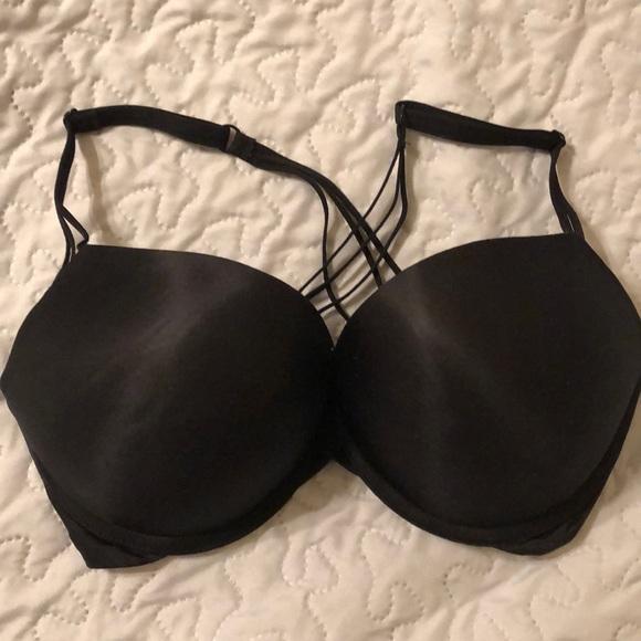 Victoria's Secret Other - Black Bombshell plunge bra